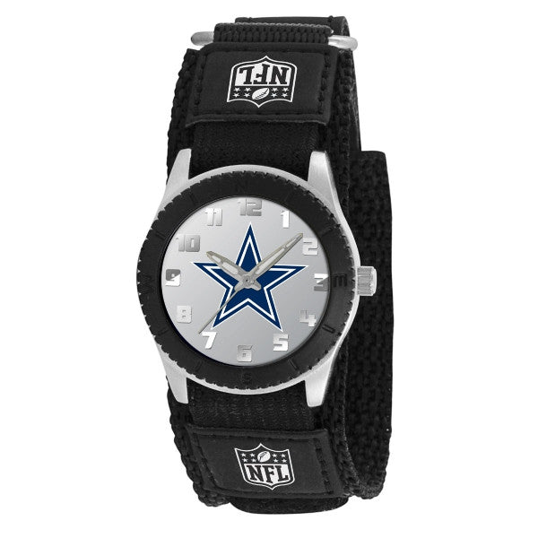 Dallas Cowboys Kids Watch – Rookie in Black or White By Game Time
