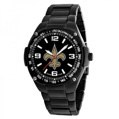 New Orleans Saints Men Watch – Gladiator by Game Time