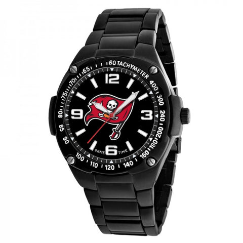 Tampa Bay Buccaneers Men Watch – Gladiator by Game Time