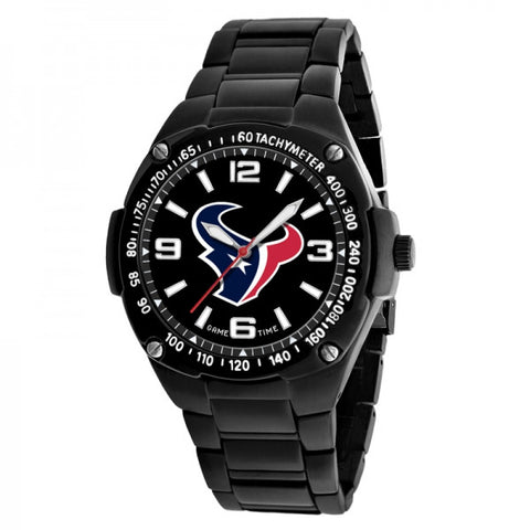 Houston Texans Men Watch – Gladiator by Game Time