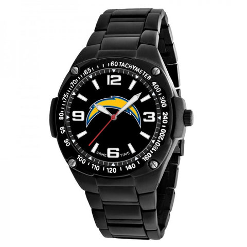San Diego Chargers Men Watch – Gladiator by Game Time