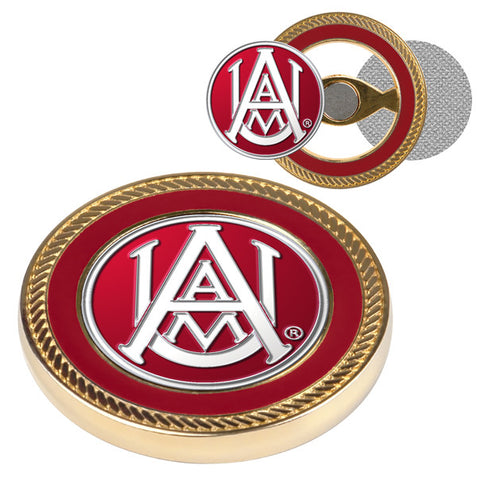 Alabama A&M Bulldogs-Challenge Coin / 2 Ball Markers