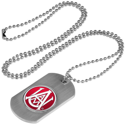 Alabama A&M Bulldogs-Dog Tag