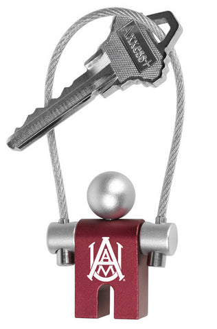 Alabama A&M Bulldogs-Jumper Keychain