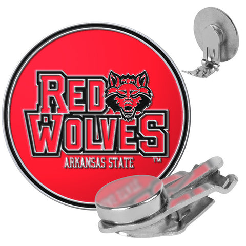 Arkansas State Red Wolves-Clip Magic