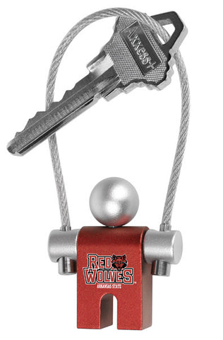 Arkansas State Red Wolves-Jumper Keychain