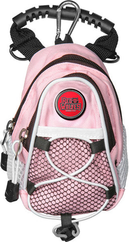 Arkansas State Red Wolves-Mini Day Pack - Pink