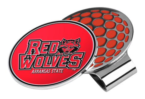 Arkansas State Red Wolves-Golf Clip