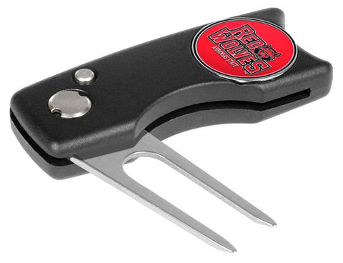 Arkansas State Red Wolves-Spring Action Divot Tool