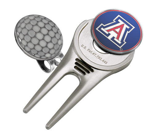 Arizona Wildcats-Cap Divot Tool