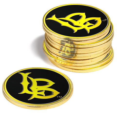 Long Beach State 49ers-12 Pack Ball Markers