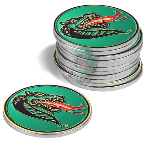 Alabama - UAB Blazers-12 Pack Ball Markers