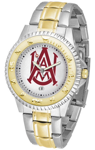Alabama A&M Bulldogs Men's Competitor Two-Tone Watch