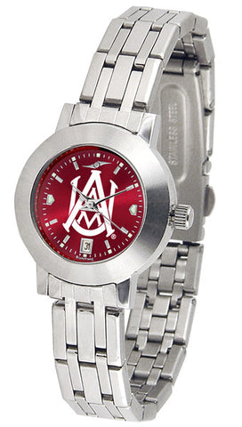 Alabama A&M Bulldogs Ladies Dynasty Watch With AnoChrome Dial