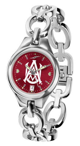 Alabama A&M Bulldogs Ladies Eclipse Watch With AnoChrome Dial