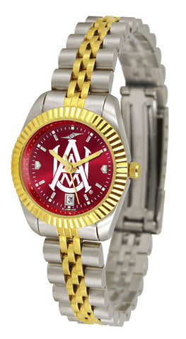 Alabama A&M Bulldogs Ladies Executive Watch With AnoChrome Dial