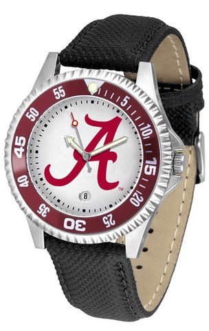 Alabama Crimson Tide Men Or Ladies Competitor Watch