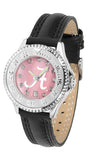 Alabama Crimson Tide Men Or Ladies Competitor Watch With AnoChome Dial