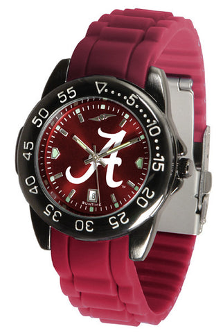 Alabama Crimson Tide Fantom Sport AC Watch With Color Band
