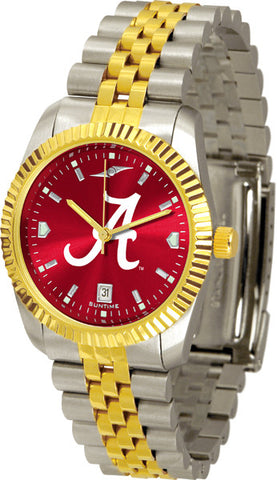 Alabama Crimson Tide Men Or Ladies Executive Watch