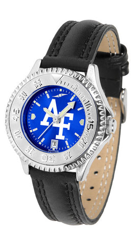 Air Force Falcons Ladies Competitor Watch With AnoChome Dial