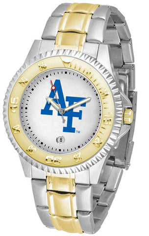 Air Force Falcons Men's Competitor Two-Tone Watch