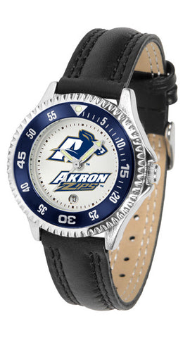 Akron Zips Ladies Competitor Watch
