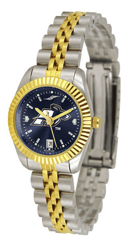 Akron Zips Ladies Executive Watch With AnoChrome Dial