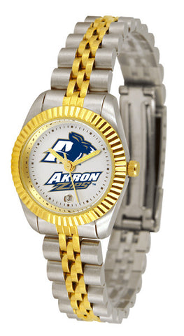 Akron Zips Ladies Executive Watch