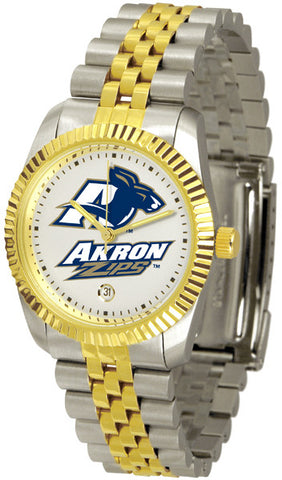 Akron ZIps Men's Executive Watch