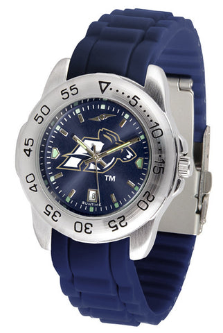 Akron Zips Sport AnoChrome Watch With Color Band