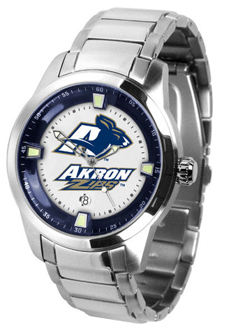 Akron Zips Titan Men Watch