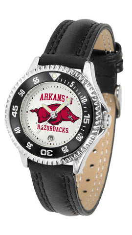 Arkansas Razorbacks Ladies Competitor Watch