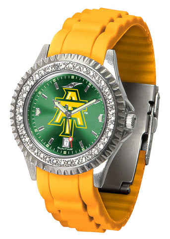 Arkansas Tech Sparkle Watch With Color Band