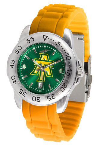 Arkansas Tech Sport AnoChrome Watch With Color Band