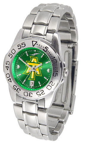 Arkansas Tech Ladies Sport Steel Watch With AnoChrome Dial