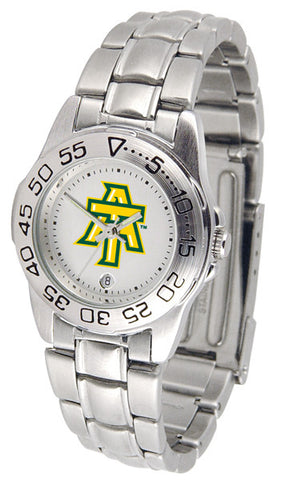 Arkansas Tech Ladies Sport Steel Watch