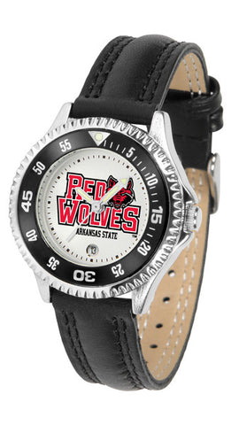 Arkansas State Red Wolves Ladies Competitor Watch
