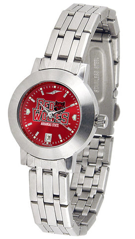 Arkansas State Red Wolves Ladies Dynasty Watch With AnoChrome Dial