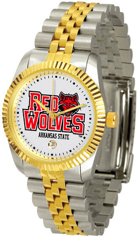 Arkansas State Red Wolves Men's Executive Watch