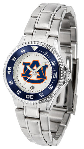 Auburn Tigers Competitor Steel Watch Ladies