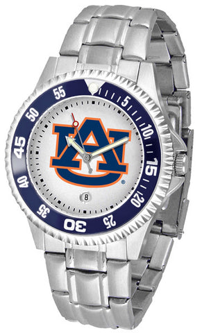 Auburn Tigers Competitor Steel Watch Men