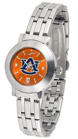 Auburn Tigers Ladies Dynasty Watch With Orange AnoChrome Dial