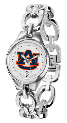 Auburn Tigers Ladies Eclipse Watch With White Dial