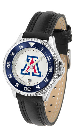 Arizona Wildcats Ladies Competitor Watch