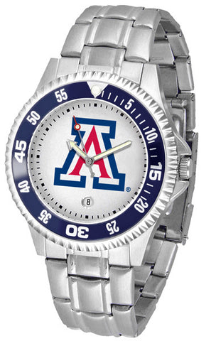 Arizona Wildcats Competitor Steel Men's Watch