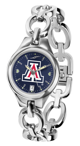 Arizona Wildcats Ladies Eclipse Watch With AnoChrome Dial