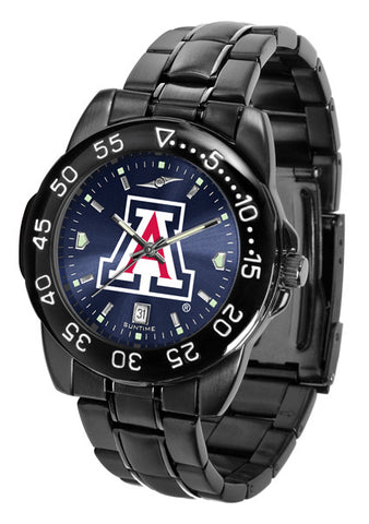 Arizona Wildcats Fantom Sport Men Watch With AnoChrome Dial