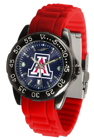 Arizona Wildcats Fantom Sport AC Watch With Color Band