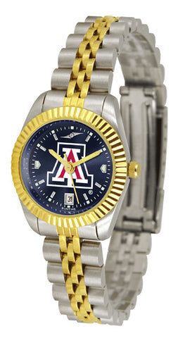 Arizona Wildcats Ladies Executive Watch With AnoChrome Dial